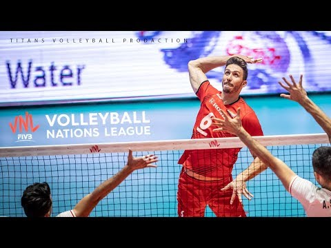 Alexandre Ferreira   Portugal   Volleyball Nations League 2019