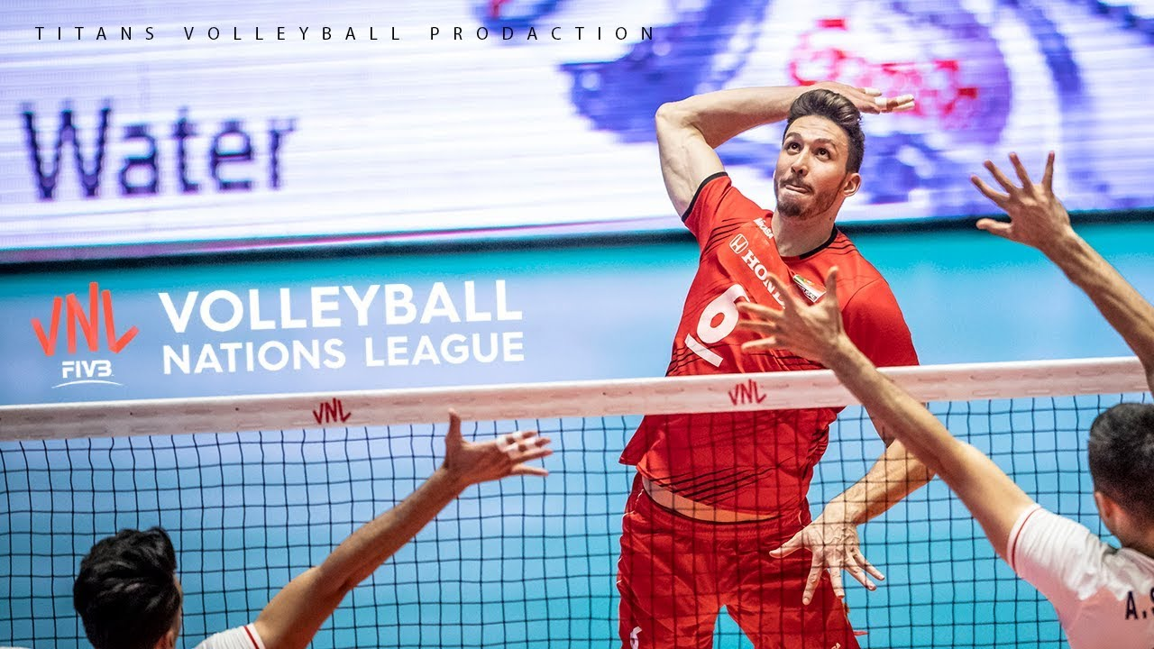 Alexandre Ferreira | Portugal | Volleyball Nations League 2019