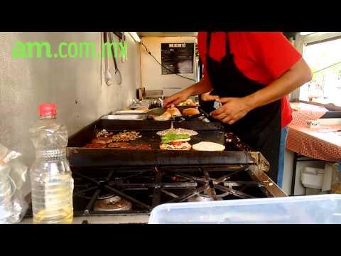 Food Trucks, Cocina Sobre Ruedas