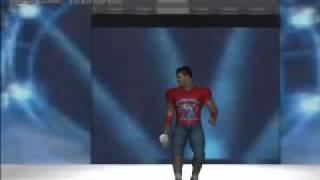 WWE Impact 2011 R-Truth vs Little Jimmy PC