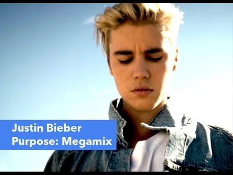 Justin Bieber - PURPOSE: The Megamix (2017)