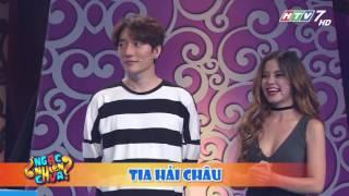ngac nhien chua  tap 57 teaser chau dang khoa - hai chau - karik - tuyet tram 02112016
