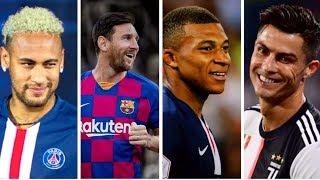 Download Ronaldo Old Town Road VS Messi Señorita VS Neymar lalala VS Mbappe Taki Taki Mp3 and Videos