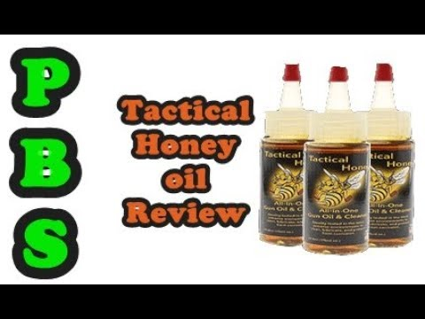 Tactical Honey testing and review