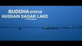 Hussain Sagar Lake Hyderabad, India