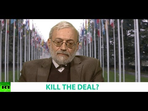 KILL THE DEAL? Ft. Mohammad-Javad Larijani Head of Iran's High Council for Human Rights