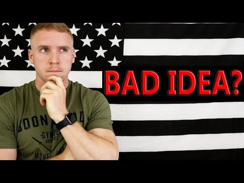 Joining The Military at 17  Good Or Bad Idea?!?!