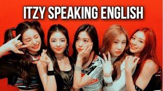 Download lagu ITZY speaking English