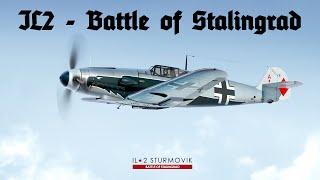 Il2 Battle of Stalingrad - Sturmojagd und Eindrücke (Deutsch/HD)