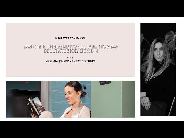 Donne e imprenditoria nel mondo dell'interior design | Design Magazine Fillyourhomewithlove