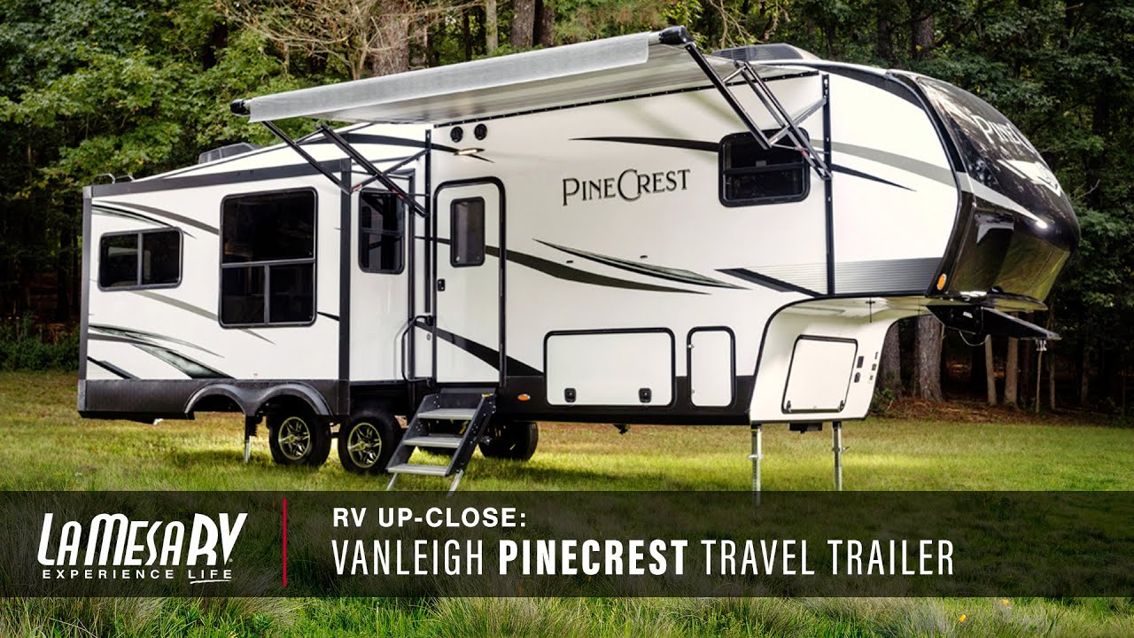 Pinecrest By Vanleigh Is The 5th Wheel You Need Youtube