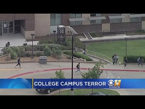 North Lake College Shooting Reaction