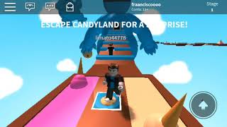 How to pass the candy phase Roblox LMF Tube Gameplay