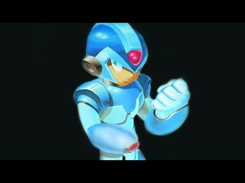 Mega Man 3D Chalk Art - AWE me Artist Series