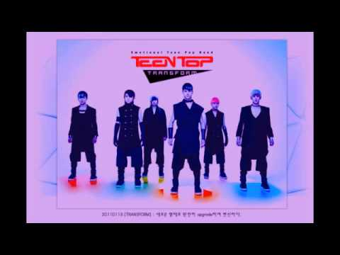 Teen Top - Supa Luv (english cover) *remix version*