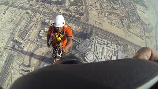 Joe Mcnally Photography  Climbing The Burj Khalifa (the World's Tallest Building)