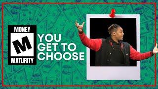 You Get To Choose //  Pastor Dexter Upshaw Jr.