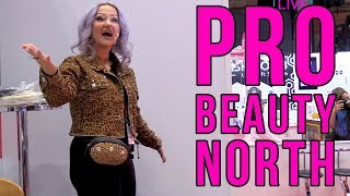 Professional Beauty North VLOG & Kirsty Meakin Live Seminar