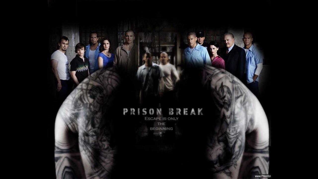 how to watch prison break