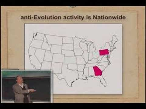 God, Darwin, and Design 1 - Ken Miller