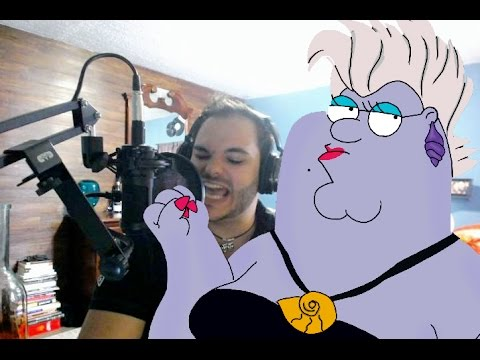 My Poor Unfortunate Soul - Peter Griffin