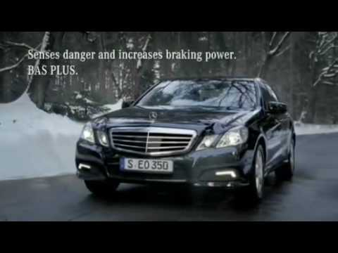Mercedes benz e class commercial sorry ex vw boss for Mercedes benz commercial