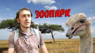 Влог | Зоопарк | Дикие животные. Контактный зоопарк