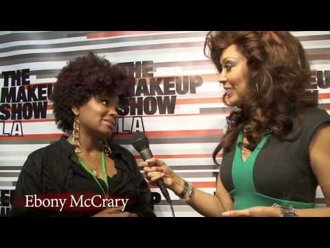 Reese Alexander Chats With Coloured Beautiful Ebony McCrary