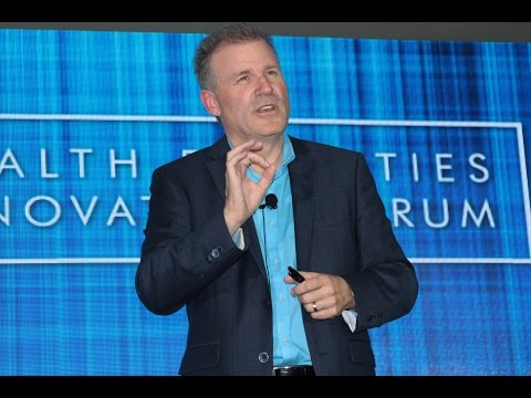 Innovation Re-ignited - Brian Weldy (HCA) speaks at the Health Facilities Innovation Forum