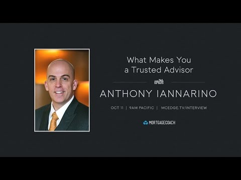 How to Build a Trusted Advisor Culture with Anthony Iannarino