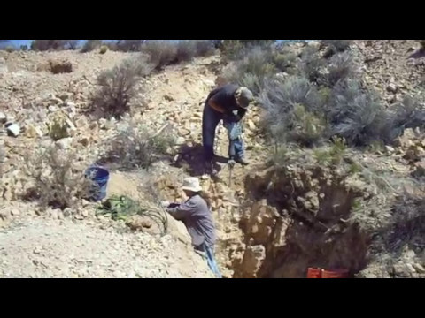 New Mexico Turquoise Mining