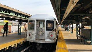 ⁴ᴷ R42 School Car on the West End Line & Manhattan