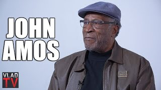 John Amos on Getting Fired from 'Good Times' After Threatening the White Writers (Part 4)