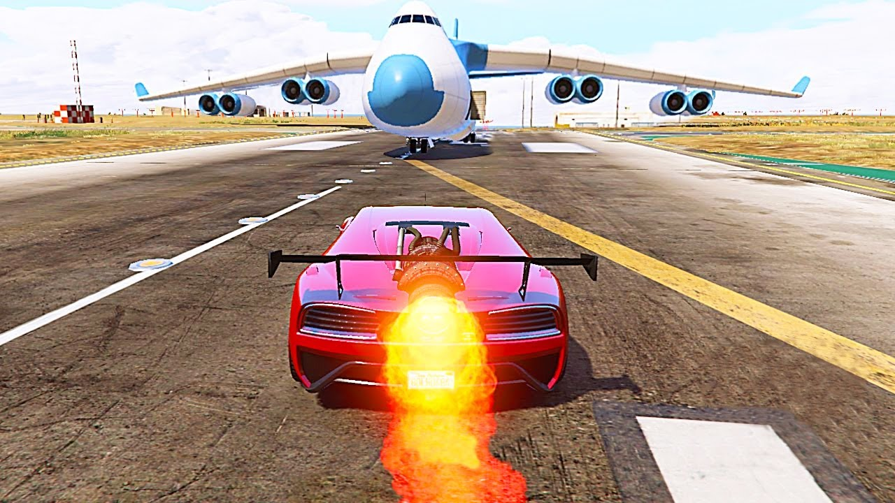 how to get a rocket car in gta5