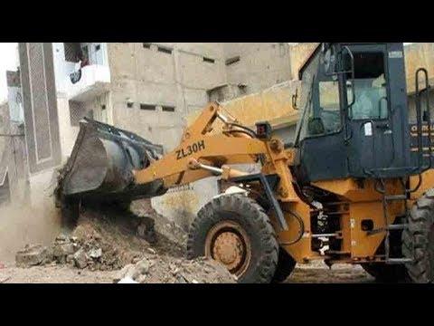 Land mafia beware launched anti-encroachment drive in Karachi Saddar Empress market | 12 Nov 2018 |