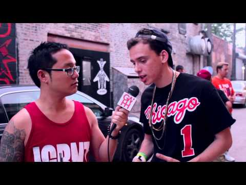 """Logic Interview with Gowhere Hip Hop"""