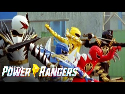 Power Rangers Official | Power Rangers Dino Thunder Final Battle | Dino Thunder