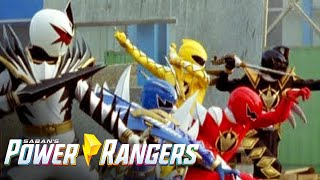 Download Power Rangers Dino Thunder Final Battle | Dino Thunder | Power Rangers Official