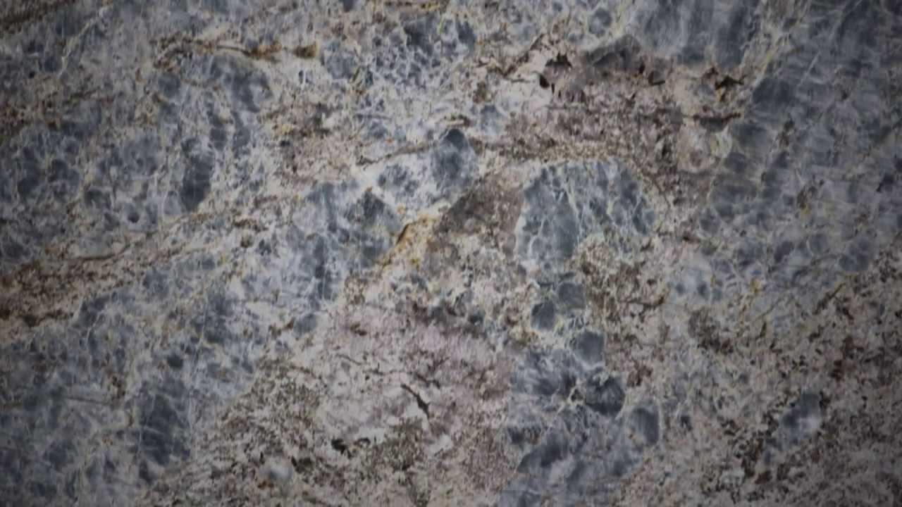 Blue Flower   Www.stonemastersinc.net   Granite Countertops