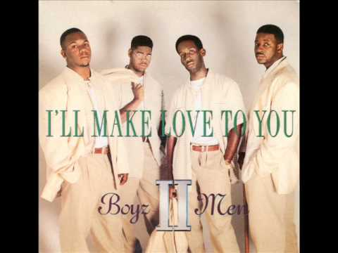 Boyz Ii Men Ill Make Love To You Youtube