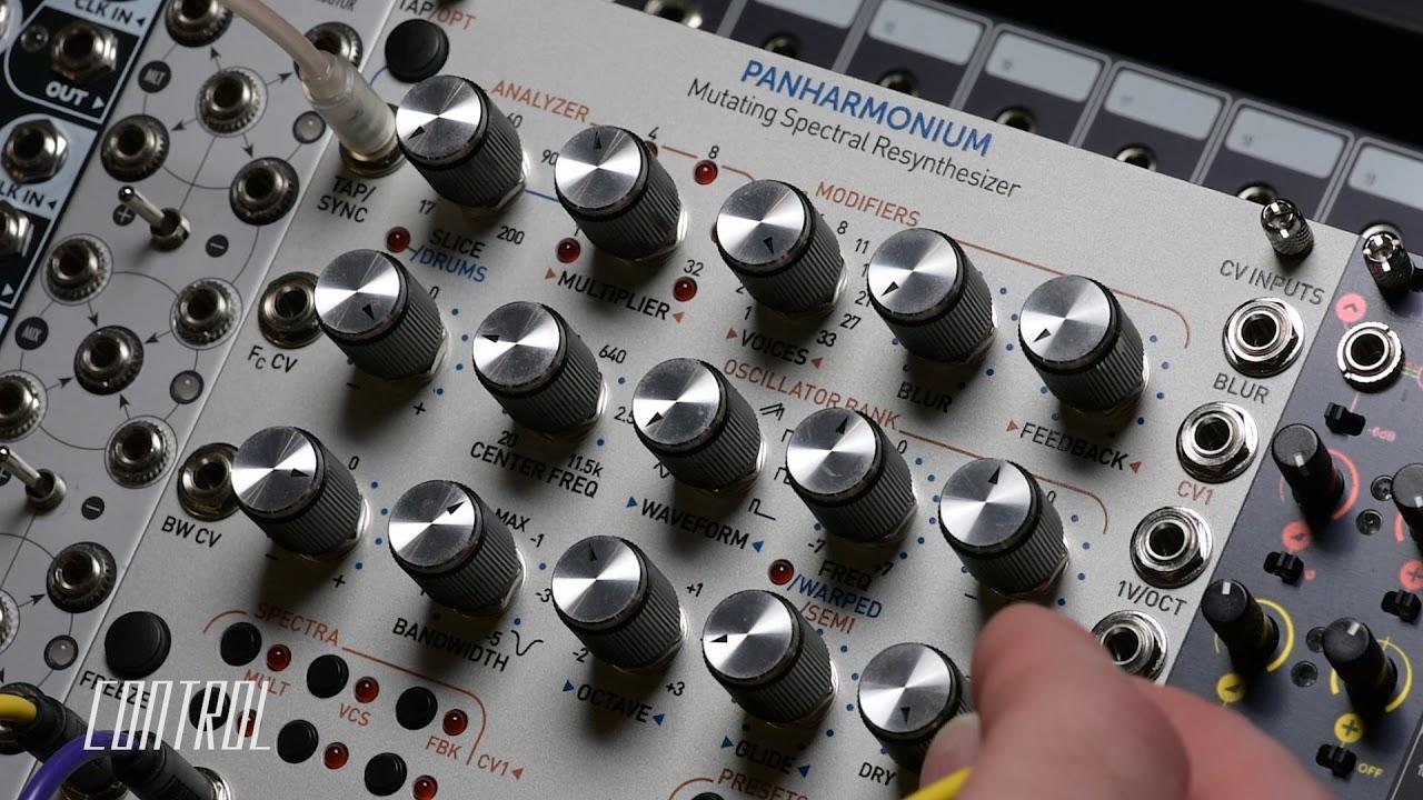 Mix Processing w/ the Rossum Electro Panharmonium Eurorack Module Pt.3