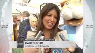 Comienzan trabajos en pos de la Copa América 2015 en Antofagasta