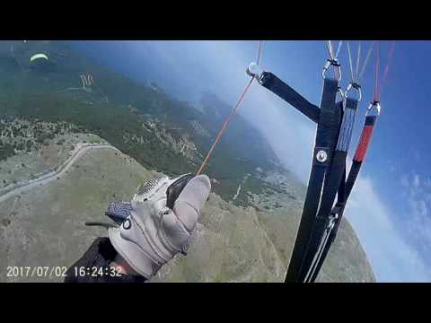 Paragliding in Macedonia 2017