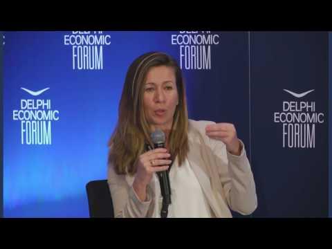 Understanding the New US Policies (discussion) I Delphi Economic Forum 2017