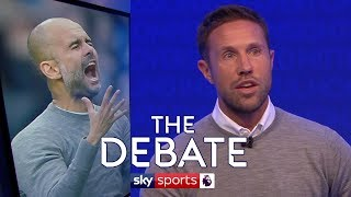 How vulnerable are Manchester City right now? | Upson & Rosenior | The Debate