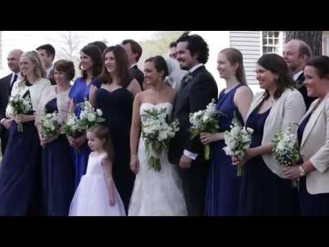 American Village Wedding // Major & Cara