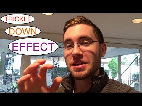 The Trickle Down Effect - My Philosophy on Impact and Legacy