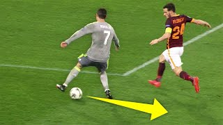 Learn 5 Cristiano Ronaldo football soccer skills