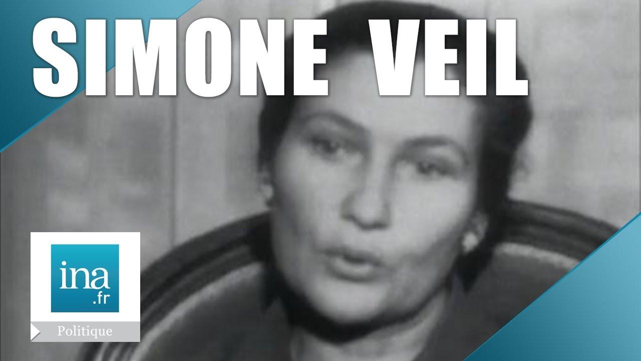 Simone Veil explique la loi sur l\u0027avortement