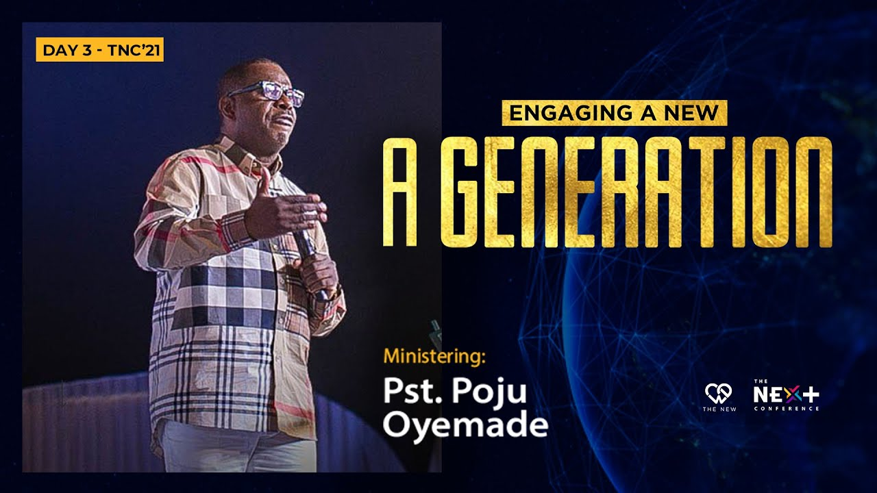 Download Pastor Poju Oyemade   The Next Conference 2021